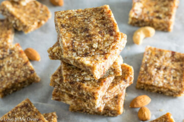 coconut cream larabars