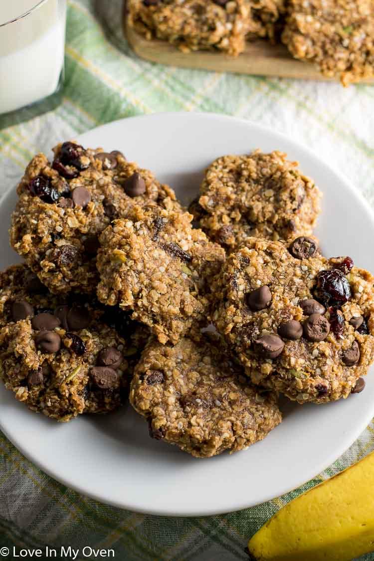 baby and me breakfast cookies