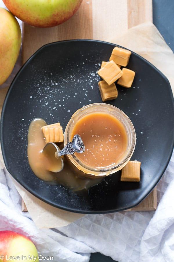 best salted caramel sauce
