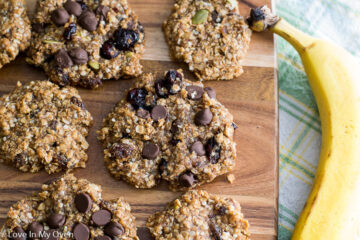 baby and me breakfast cookies