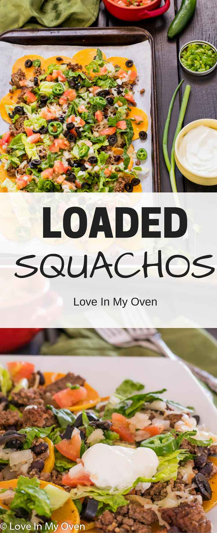 loaded squachos