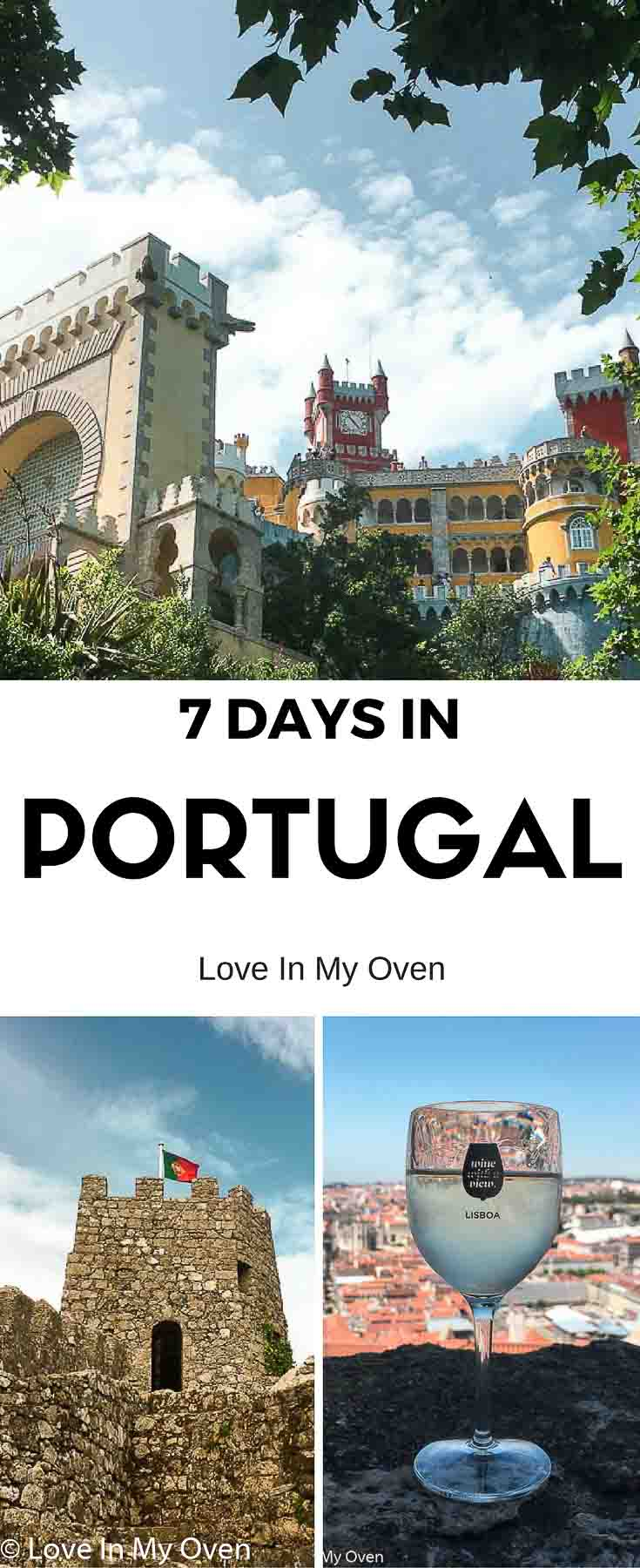 Food, wine, beaches and more. Portugal has it all!