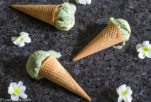 Matcha No Churn Ice Cream