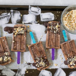 healthy fudgesicles