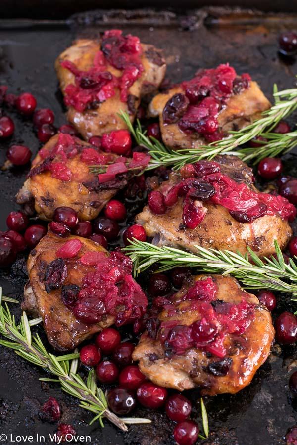 cranberry chicken thighs