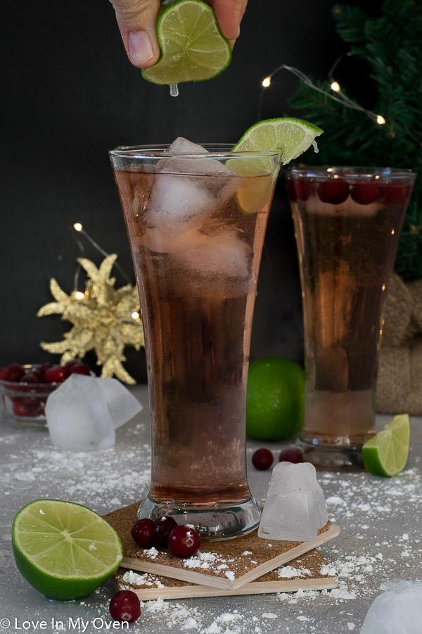 vodka cranberry cocktail
