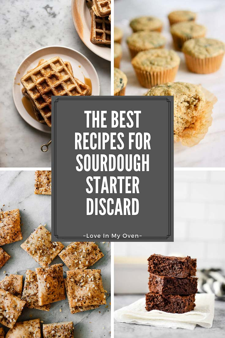The Best Recipes for Sourdough Discard