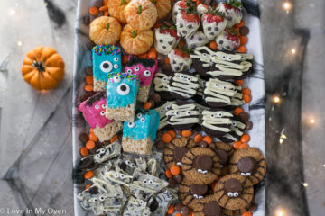 easy Halloween treats to make with kids
