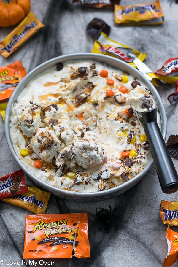 halloween ice cream